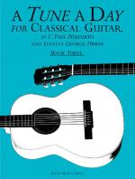 A Tune A Day - Classical Guitar Book 3 Sheet Music