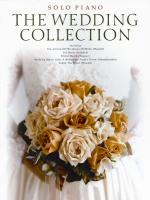 The Wedding Collection Solo Piano Sheet Music