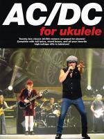 Ac/Dc For Ukulele Sheet Music