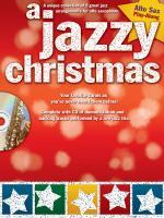 A Jazzy Christmas Alto Saxophone Sheet Music
