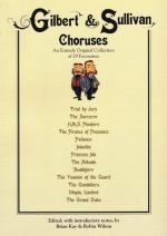 Gilbert & Sullivan Choruses An Entirely Original Collection Of 29 Favorites Sheet Music