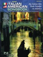 The New Italian American Songbook - 2nd Edition Sheet Music