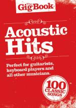 Acoustic Hits The Gig Book Sheet Music