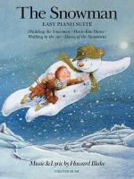 The Snowman Easy Piano Suite Sheet Music