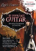 Alexi Laiho - In Your Face Guitar Advanced Techniques And Concepts Sheet Music