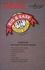 Big & Easy Songbook Easy Electronic Keyboard Music Volume 44 Sheet Music
