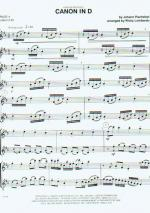 Canon In D Sheet Music Sheet Music