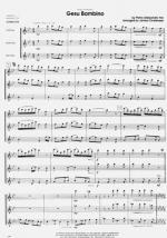 Gesu Bambino Sheet Music Sheet Music