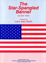 The Star-Spangled Banner - For Solo Violin SOLO PART Sheet Music