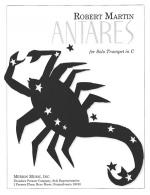 Antares - For Solo Trumpet In C SOLO PART Sheet Music