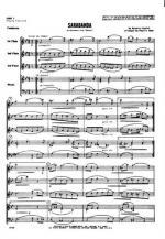 Sarabanda Sheet Music Sheet Music