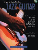 Pro Charts For Jazz Guitar Sheet Music