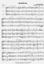 The Swan Trio Sheet Music Sheet Music