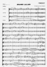 Brahms' Lullaby Sheet Music Sheet Music