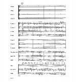 Sax Cymbal Extra full score Sheet Music