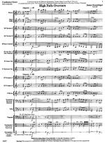 High Falls Overture Sheet Music
