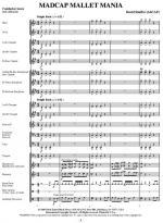 Madcap Mallet Mania Sheet Music