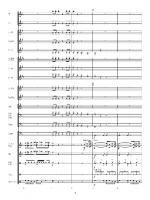 Madcap Mallet Mania Extra full score Sheet Music