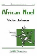 African Noel Sheet Music Sheet Music