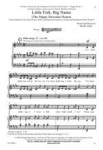 Little Fish, Big Name (The Happy Hawaiian Humu) Sheet Music Sheet Music
