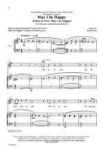 May I Be Happy Glory to You/May I be Happy Sheet Music Sheet Music