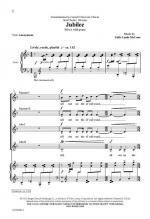 Jubilee Sheet Music Sheet Music