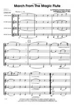 March From The Magic Flute Sheet Music Sheet Music