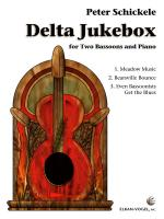 Delta Jukebox Sheet Music