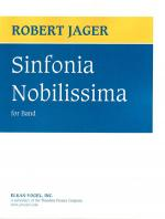 Sinfonia Nobilissima - For Band SCORE AND PART(S) Sheet Music