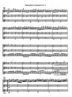 Wedding Album For Woodwind Trio Sheet Music Sheet Music