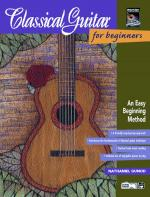 Classical Guitar for Beginners (An Easy Beginning Method) - Book Sheet Music