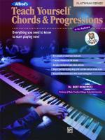 Alfred's Teach Yourself Chords & Progressions at the Keyboard (Everything You Need to Know to Start  Sheet Music