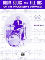 Drum Solos And Fill-Ins For The Progressive Drummer, Book 1 Sheet Music