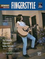 Complete Fingerstyle Guitar Method: Intermediate Fingerstyle Guitar - Book Sheet Music
