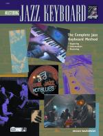 Complete Jazz Keyboard Method: Mastering Jazz Keyboard - Book Sheet Music