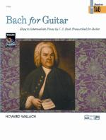 Bach for Guitar: Masters in TAB - Book Sheet Music