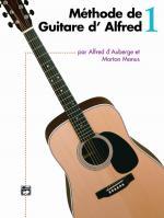 Alfred's Basic Guitar Method, Book 1 Sheet Music