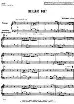 Dixieland Duet Sheet Music Sheet Music