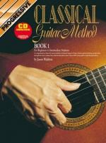 Progressive Classical Guitar Sheet Music