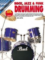 Progressive Rock, Jazz And Funk Drumming Sheet Music