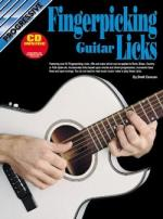 Progressive Fingerpicking Guitar Licks Sheet Music