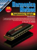 Progressive Harmonica Method Song Book Sheet Music