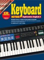 Progressive Electronic Keyboard Method Supplimentary Songbook A Sheet Music