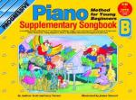 Progressive Piano Method For Young Beginners: Supplimentary Songbook B Sheet Music