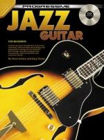 Progressive Jazz Guitar Sheet Music
