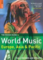 The Rough Guide to World Music (Europe, Asia & Pacific) - Book Sheet Music
