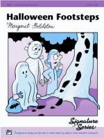 Halloween Footsteps - Sheet Music Sheet Music