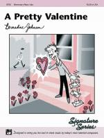 A Pretty Valentine - Sheet Music Sheet Music