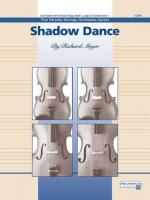 Shadow Dance - Conductor Score Sheet Music