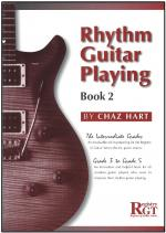 RGT - Rhythm Guitar Playing - Book 2 Sheet Music